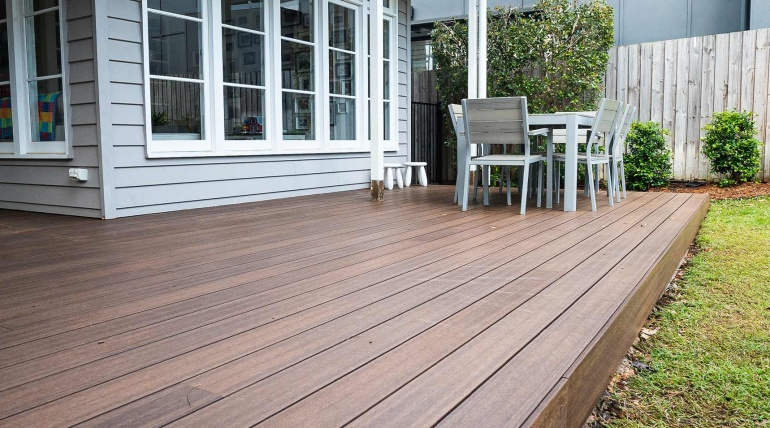 How to Properly Maintain and Clean Your Custom Deck