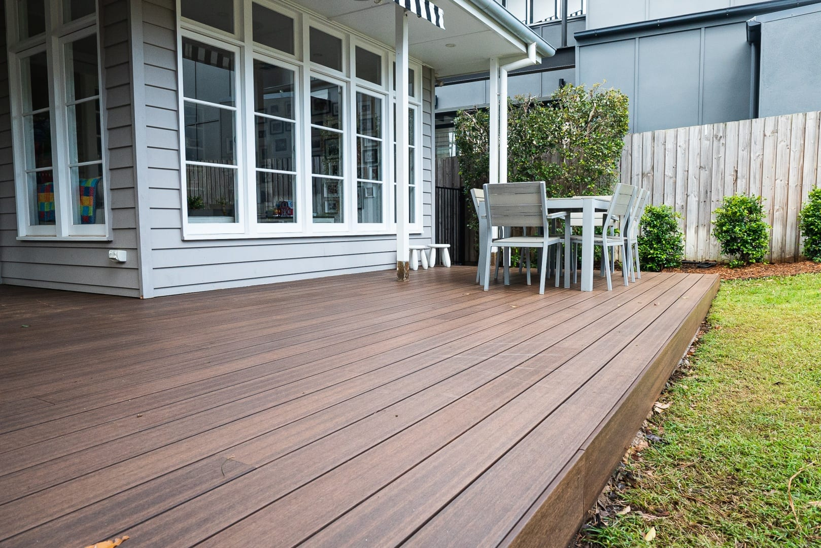 Stylish custom decks in Ascot
