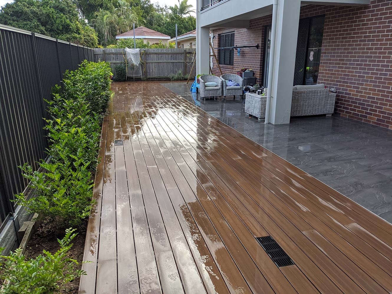 Sunnybank Deck project