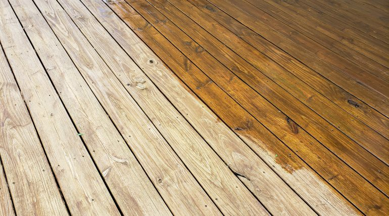 Which One Should You Choose: Water vs Oil Based Deck Stains