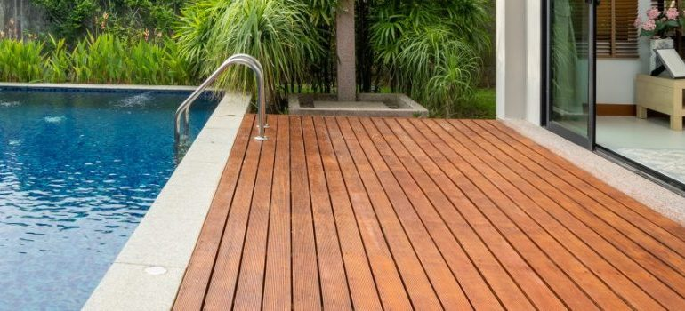 What's the right choice?: Decking vs Paving