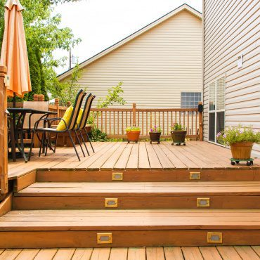 Laying Deck on Soil or Grass in 2021? Here's What You Need to Know!